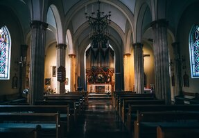 Joomla template for churches, congregations and religious organizations